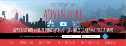 borders of adventure icon