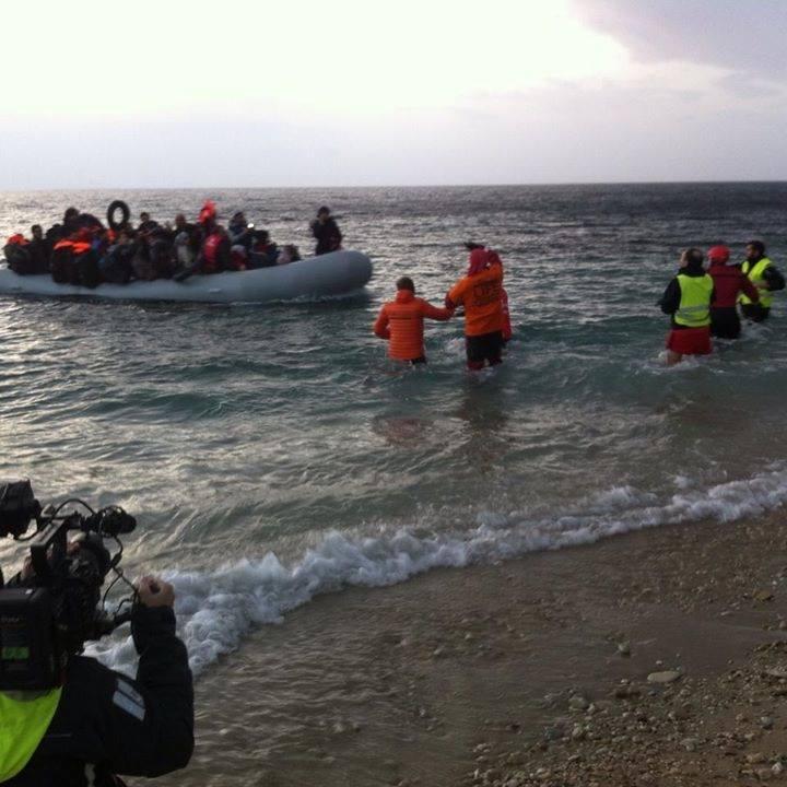 Lesvos Sea Rescue- DORKBOAT