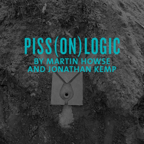 piss (on) logic by martin howse, jonathan kemp